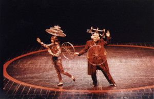 Le Cirque Invisible - Victoria Chaplin e Jean Baptiste Thiérrée