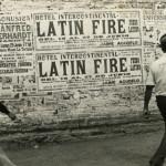 Ever Astudillo, sans titre, série Latin Fire, 1975-1978