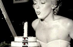 Marilyn torta Araldo