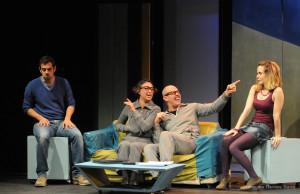 """Gabriele Pignotta torna al Teatro Ghione di Roma con la nuova irriverente commedia """"Mi piaci perché sei così!"""", in scena fino al 6 gennaio"""
