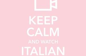 Keep Calm Italian Film