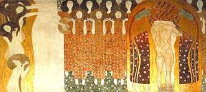 Klimt -beethovenfries2
