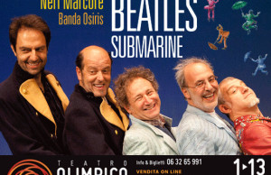 beatles submarine