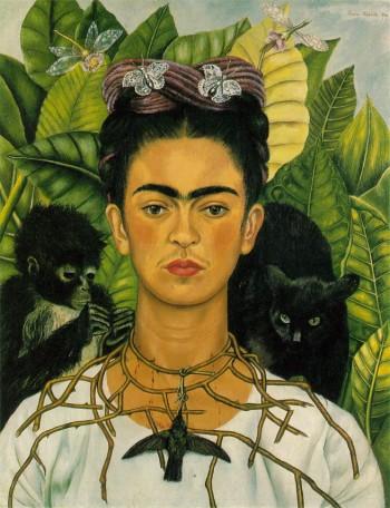 kahlo-autoritratto-1940