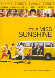 Little Miss Sunshine Locandina verticale