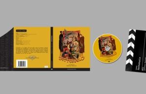 formato dvd e libro