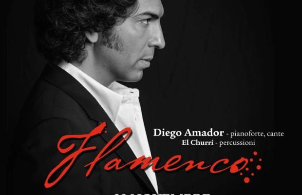 Diego Amador locandina web