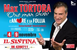 3x2 MAX TORTORA - L'Amore e la follia 2014