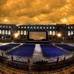 Arena Pula Croazia