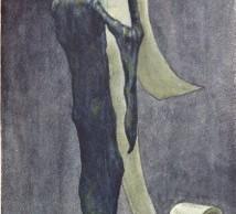 Casimiro Piccolo_Il Grande Mago_acquerello su carta