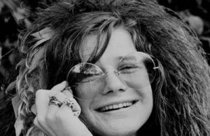 Janis Joplin At The Hotel Chelsea In NYC