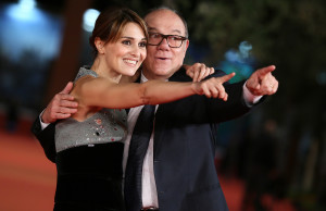Carlo Verdone e Paola Cortellesi Red Carpet  - The 10th Rome Film Fest