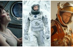 Gravity, interstellar, the martian