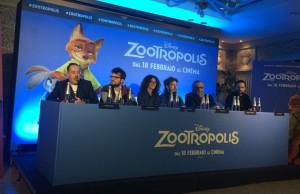Zootropolis doppiatori