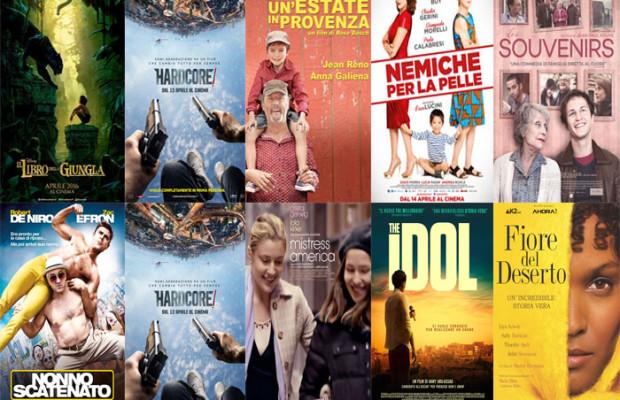 Novità al cinema