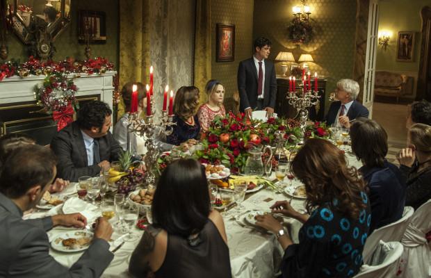 La cena di Natale