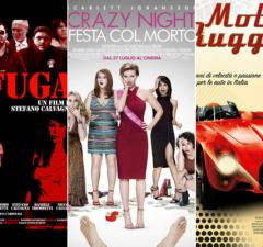 le uscite al cinema dal 25 luglio