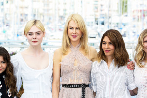 The Beguiled photocall a Cannes