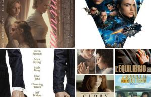 le uscite al cinema dal 20 settembre