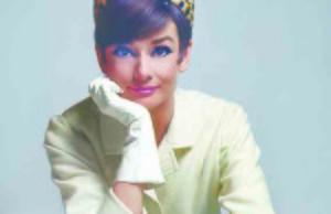 Audrey Hepburn Leopard Hat ℗Douglas Kirkland.