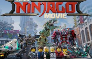 poster lego ninjago