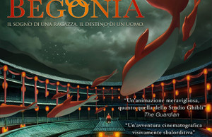 locandina big fish and begonia