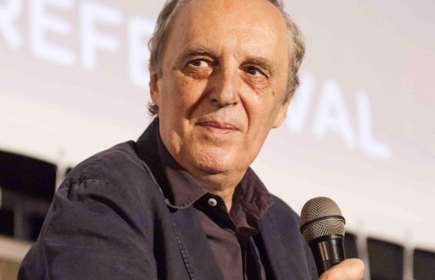 Dario Argento - foto da Fb Dario Argento - authorized page