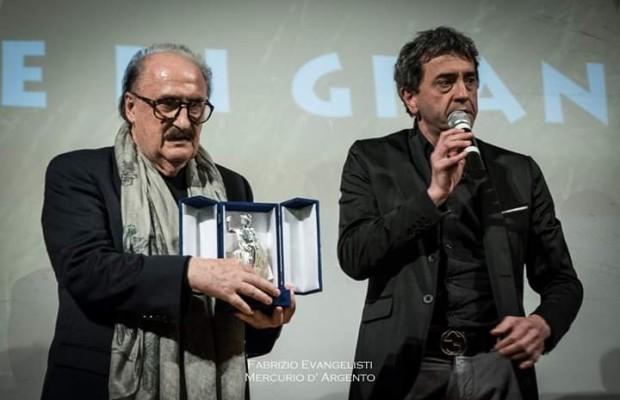 Pino Donaggio e il Mercurio d'Argento