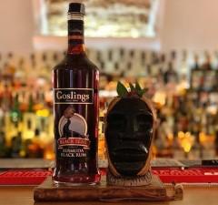 drink AMENTHOS di Leandro Serra bar manager del The Duke Cocktail Lounge Bar de La Maddalena e vice presidente Aibes